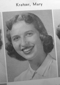 Mary Hale yearbook photo