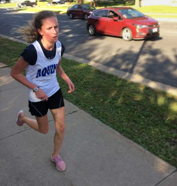 Ruthie Running